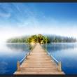 Fototapeta - Tajemnicza wyspa A0-XXLNEW010448