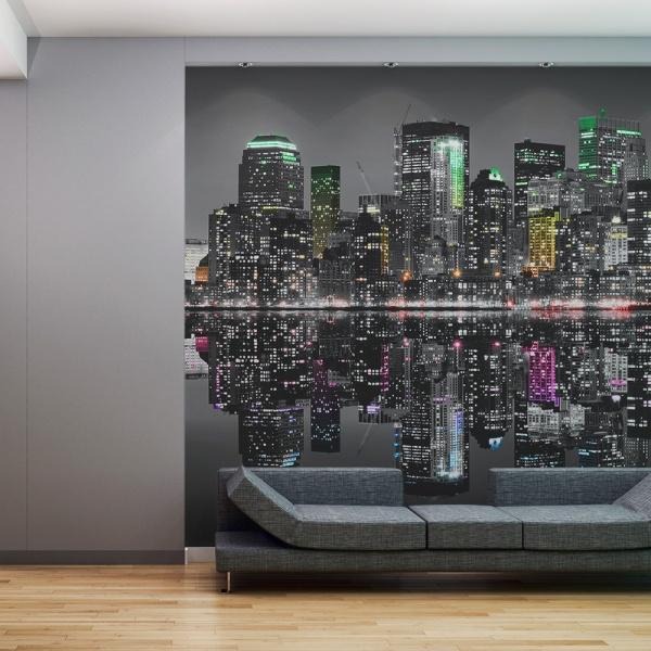 Fototapeta - Tam gdzie rodzą się marzenia - NYC (550x270 cm) A0-F5TNT0044-P
