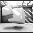 Fototapeta - Taniec kwadratów A0-XXLNEW011264