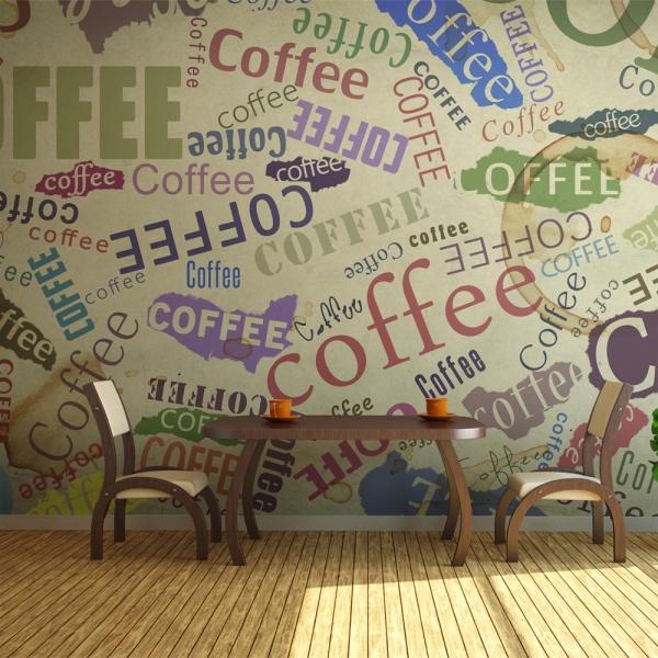 Fototapeta - The fragrance of coffee (450x270 cm) A0-F4TNT0017-P