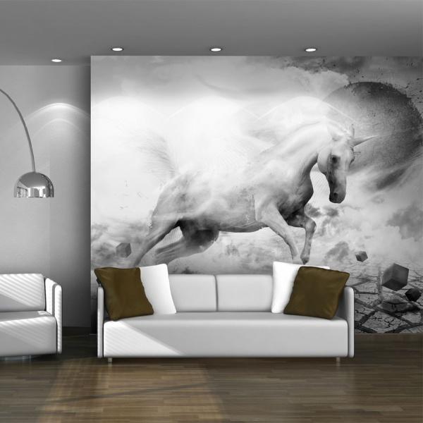 Fototapeta - Unicorn (200x154 cm) A0-LFTNT0862
