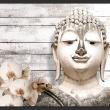 Fototapeta - Uśmiechnięty Budda A0-XXLNEW011425