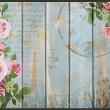 Fototapeta - Vintage garden A0-XXLNEW010350