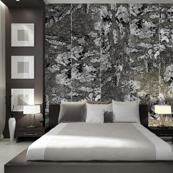Fototapeta - Węglowa ściana (50x1000 cm) A0-WSR10m573