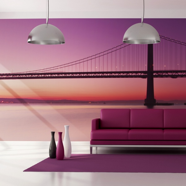 Fototapeta - zatoka - San Francisco (550x270 cm) A0-F5TNT0013-P