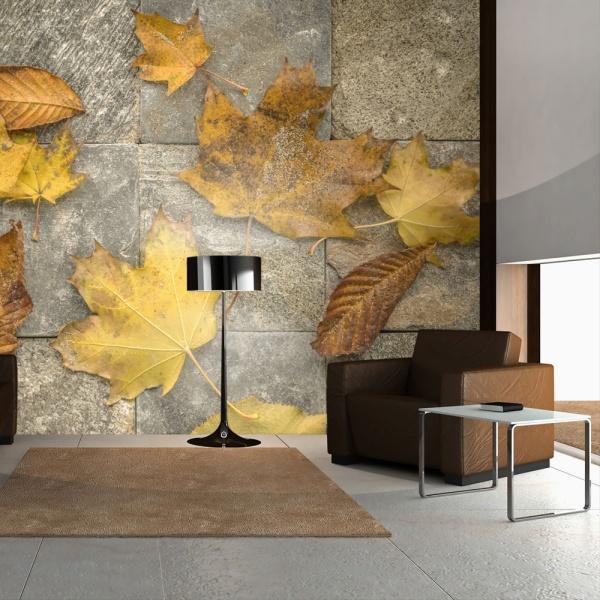 Fototapeta - Zwiastun jesieni (200x154 cm) A0-LFTNT0774
