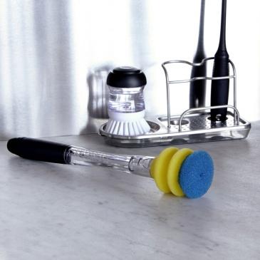 Gąbka do kieliszków i szkła z dozownikiem 33 cm OXO Good Grips