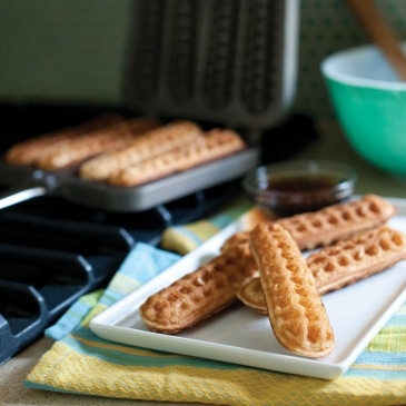 Gofrownica WAFFLE DIPPER Nordic Ware