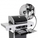 Grill gazowy Siesta 310 Black Barbecook