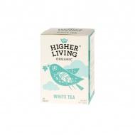 Herbata biała 20 saszetek Higher Living