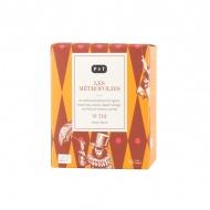 Herbata czarna Les Metrofolies 15 saszetek Paper & Tea