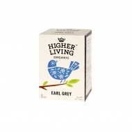 Herbata Earl Grey 20 saszetek Higher Living