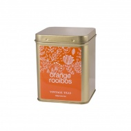 Herbata sypana Orange Rooibos puszka 125g Vintage Teas
