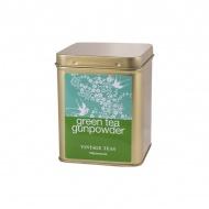 Herbata zielona Green Tea Gunpowder puszka 125g Vintage Teas