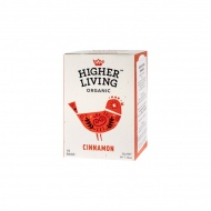 Herbata ziołowa Cinnamon 15 saszetek Higher Living