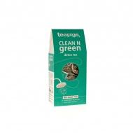 Herbata ziołowa detoks Clean&Green 15 piramidek teapigs