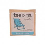 Herbata ziołowa Lemon & Ginger 1 koperta Teapigs