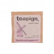 Herbata ziołowa Liquorice & Peppermint 1 koperta Teapigs