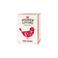 Herbata ziołowa Very Berry 15 saszetek Higher Living
