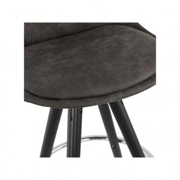 Hoker Kokoon Design Agouti Mini ciemnoszary nogi czarne