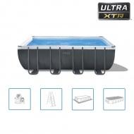 Intex Basen Ultra XTR Frame, prostokątny, 549x274x132 cm, 26356GN