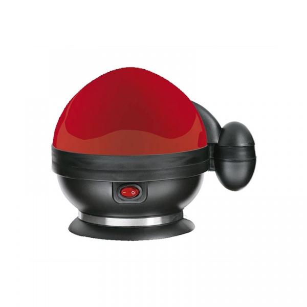 Jajowar elektryczny Retro Cilio czerwony CI-492415