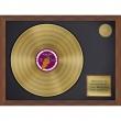 JJ - Podkładka szklana, Gold Record 40 x 30 90104