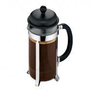 Kafeteria do kawy 1 l Bodum Chambord czarna