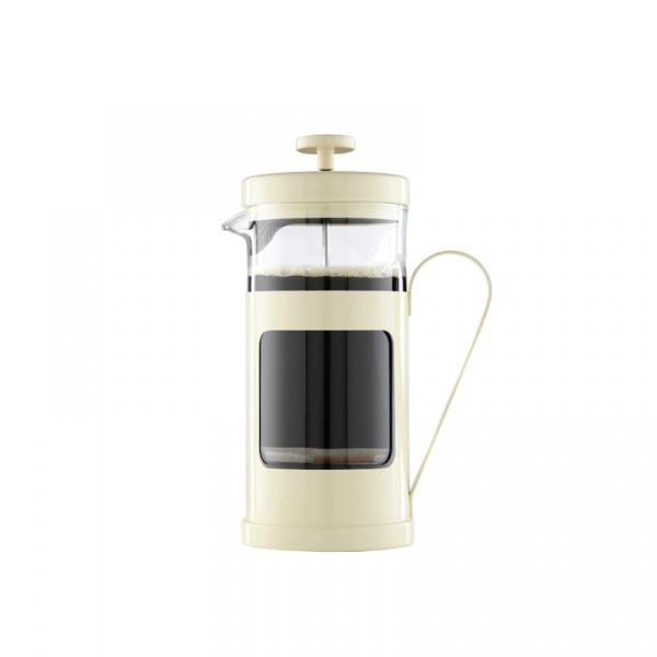 Kafetiera 8/1000 ml La Cafetiere Monaco beżowa L-MN081500