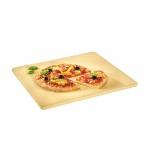 Kamień do pizzy z podstawką Kuchenprofi kwadratowy