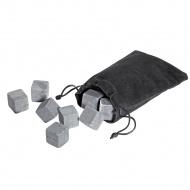 kamienie chłodzące w woreczku, 9 szt., 2 x 2 x 2 cm