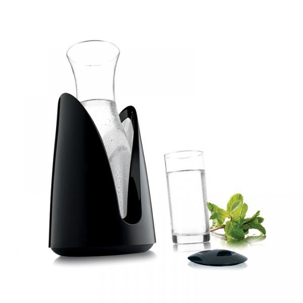 Karafka chłodząca Rapid Ice Vacu Vin czarna VV-3645460