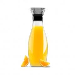 Karafka  Drip-Free 1300 ml Amo
