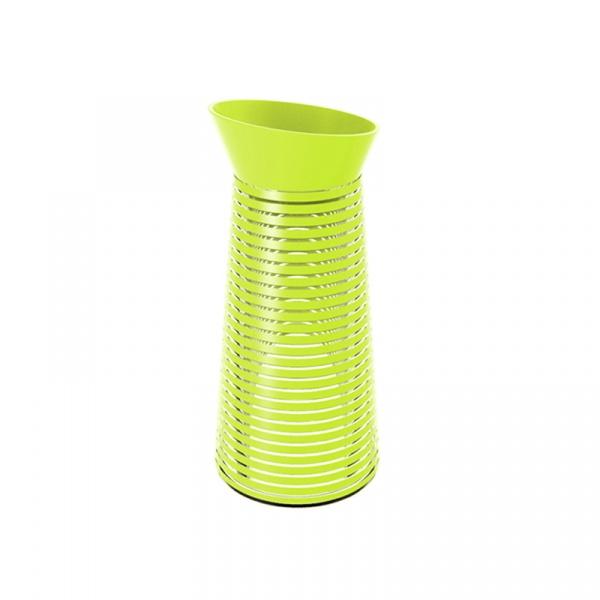 Karafka na napoje 1 l Zak! Designs Rainbow zielona 6685-N464