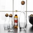 Karafka na wino z dębowym korkiem 1l Sagaform Oval Oak SF-5015336