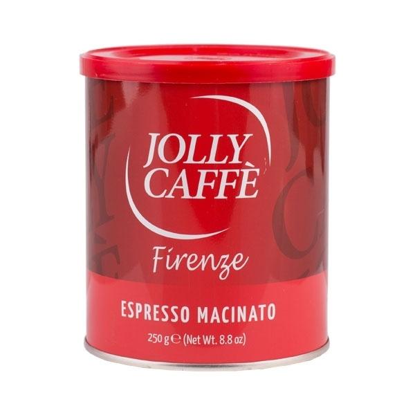 Kawa mielona Espresso Macinato puszka 250 g Jolly Caffe R084MACREX