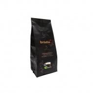 Kawa świeżo palona 0,25kg Broda Coffee Crema Gold czarna