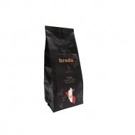 Kawa świeżo palona 0,25kg Broda Peru czarna