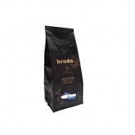 Kawa świeżo palona 0,5kg Broda Coffee Salvador czarna