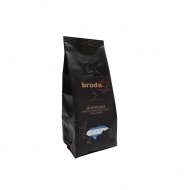 Kawa świeżo palona 1kg Broda Coffee Strictly High Grown Coffee  czarna