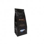 Kawa świeżo palona 1kg Broda Coffee Strictly High Grown Coffee  czarna