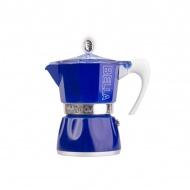 Kawiarka 150 ml G.A.T. Bella niebieska