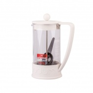 Kawiarka French Press Brazil 1l Bodum biała
