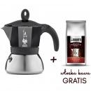 kawiarka moka induction 6tz bialetti + kawa gratis