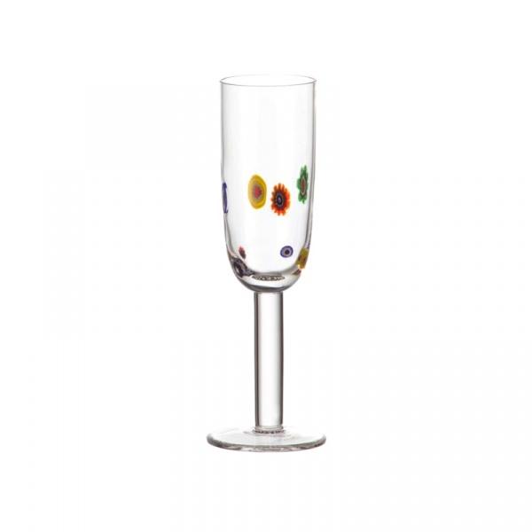 Kieliszek do szampana Leonardo Millefiori 053846