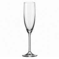Kieliszek do szampana wys. 24,5cm Leonardo Daily przezroczysty