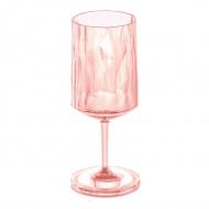 Kieliszek do wina 350ml Koziol Club Wine transparentny brzoskwiniowy