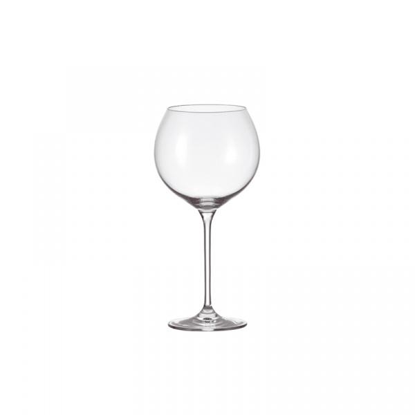 Kieliszek do wina czerwonego 23 cm Burgundy Leonardo Cheers przezroczysty 061635