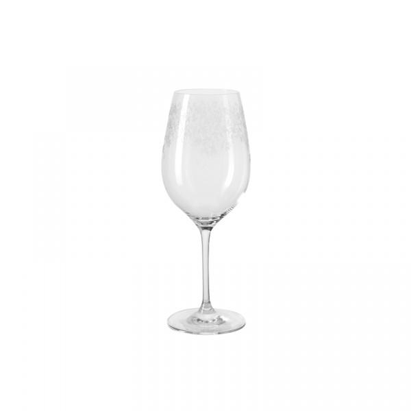 Kieliszek do wina czerwonego Bordeaux 0,62 l Leonardo Chateau przezroczysty 061617