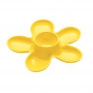 Kieliszek na jajka 2 sztuki A-pril żółty 3073614